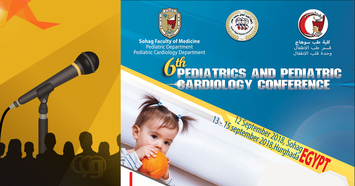 6th Pediatric & Pediatric Cardiology Conference | Sohag University
