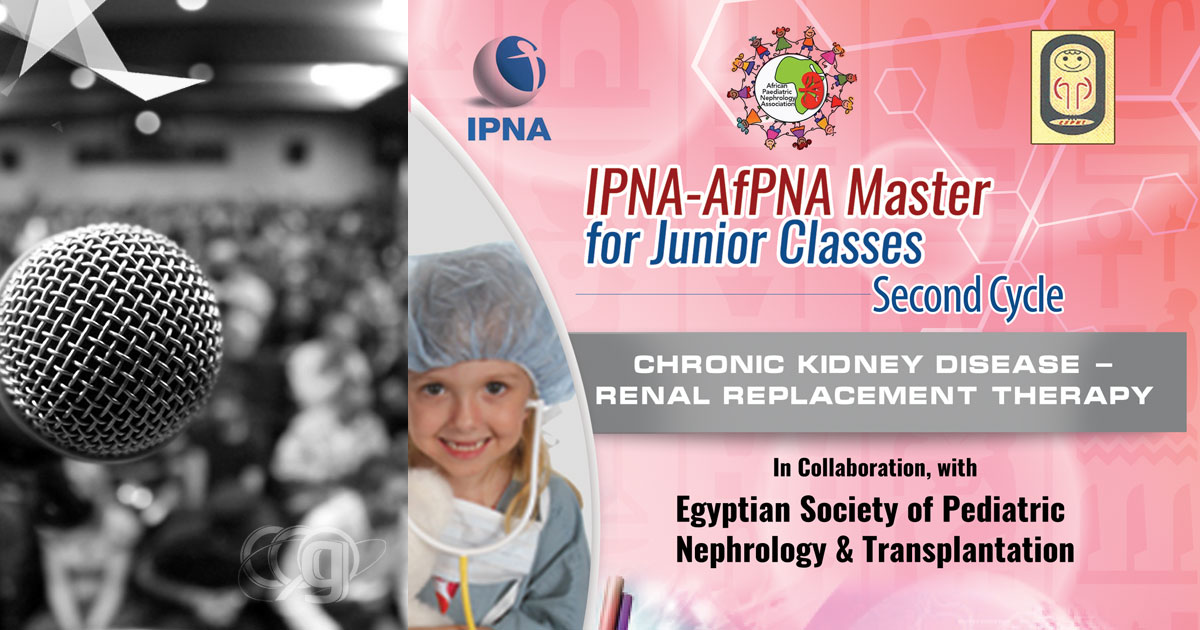 IPNA-AfPNA Master for Junior Classes (Second Cycle)