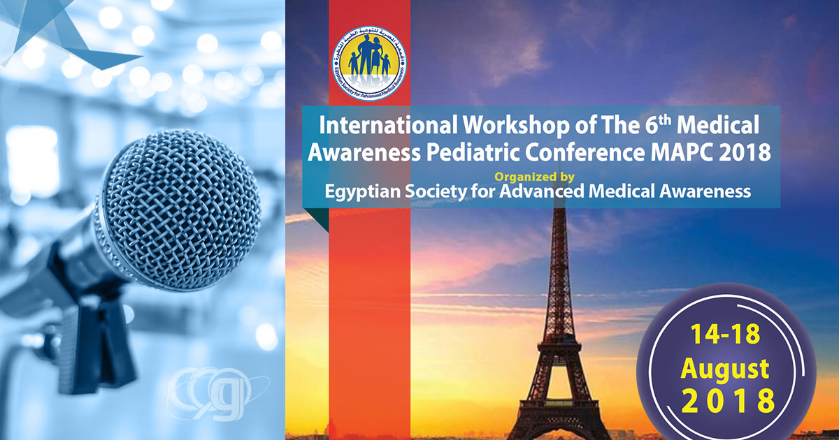 International Workshop of The 6th Medical Awareness Pediatric Conference | MAPC 2018