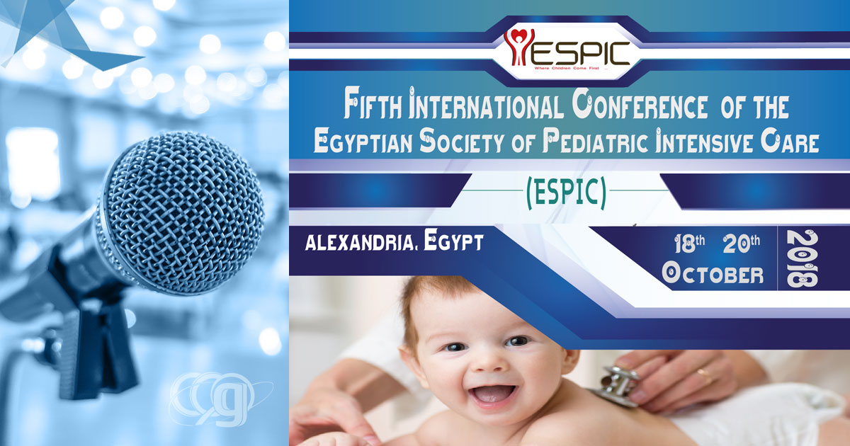5th International Conference of Egyptian Society of Pediatric Intensive Care (ESPIC)
