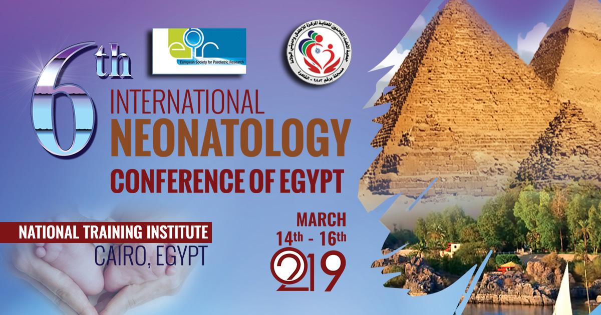 The 6th International Neonatology Conference of Egypt ( INC-Egypt )