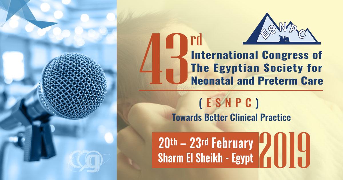 43rd International Congress of ESNPC